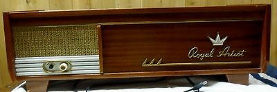 ROYAL ARTIST 1960'S ELECTRIC ACCORDION by RCA  CANADA  MADE IN ITALY *RAREST*