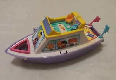 Vintage Polly Pocket Fun Cruise 1997. Rare item