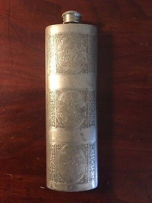 Sheffield Pewter Flask England