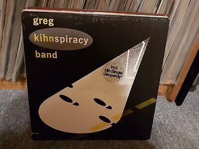 Greg Kihn Band  ‎– Kihnspiracy (Album)