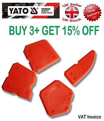 Yato Silicone Sealant Spreader Profile Applicator Tile Fugi Grout Tool YT-5261