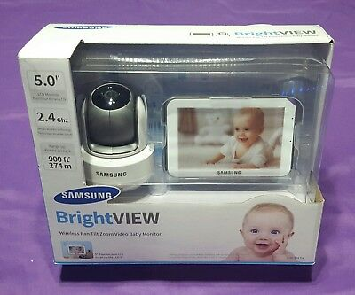 Samsung BrightVIEW Baby Monitor System SEW-3043W