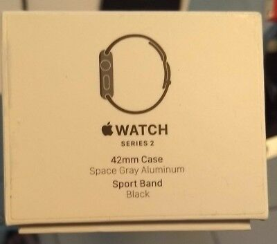 2 X Apple Watch Series 2 Box Only 42mm (no watch). Read Desc.