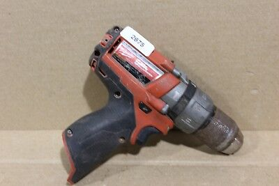 2675 Milwaukee M12 FUEL 12-Volt Brushless 1/2 in. Hammer Drill 2404-20