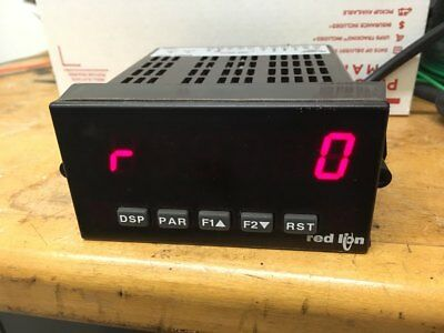 USED RED LION PAXR0000  Panel Meter