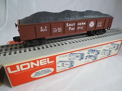Lionel 6-9315 Limited Edition Series Southern Pacific Gondola LN