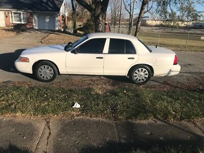 2006 Ford Crown Victoria Police 2006 Crown Victoria Police