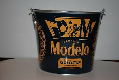 Modelo Cerveza Gold Cup Beer Bucket
