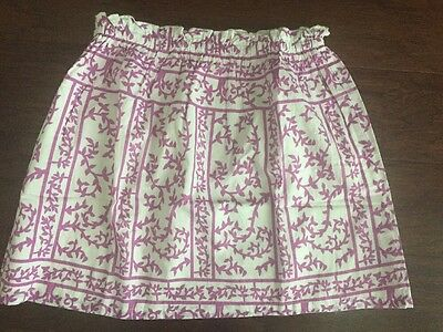 Crazy 8 Skirt Size L (10-12) NWT