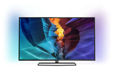 Brand New Philips 50Inch 4K Led Smart Tv Uhd 6820 Series Ultra Slim Android