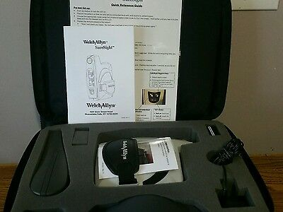 Welch Allyn SureSight 140 Series Portable Eye Vision Tester Screener .