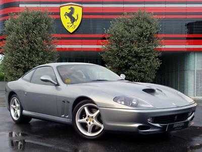 1998 Ferrari 550 MARANELLO Petrol grey Manual