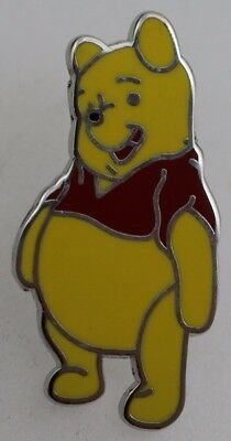 Disney Winnie the Pooh Smiling with Tummy Out Pin Only P7