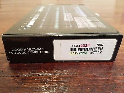 ACA1232 20MHz Accelerator for the Amiga 1200 and ACA 500 - Never Used