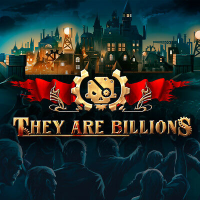They Are Billions- PC Global Play Not Key/Code - Günstigst
