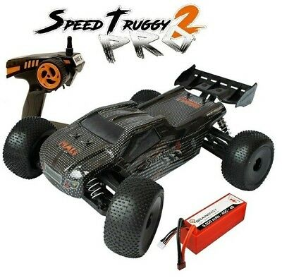 DF-Models SpeedTruggy PRO2 4WD Brushless 2.4GHz RTR 1:8 SPARSET 1