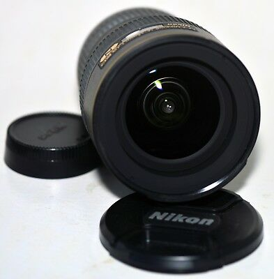 Nikon Zoom-Nikkor 16-35mm f/4 AFS G ED VR Lens (Boxed Mint Free Post) Price drop