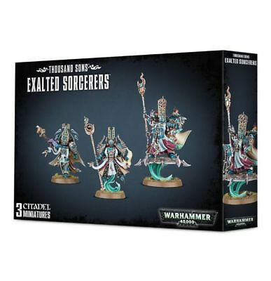 Thousand Sons - Exalted Sorcerers - FREE SHIPPING