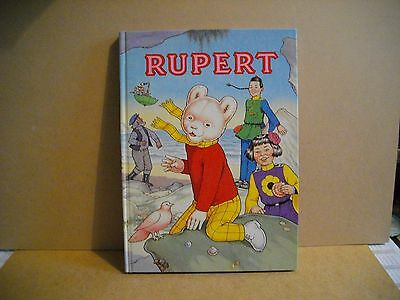 Very Old Antique 5 x Rupert the Bear Annuals