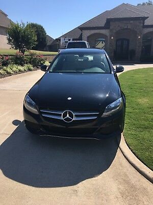 2016 Mercedes-Benz C-Class Luxury Mercedes Benz C300 4Matic