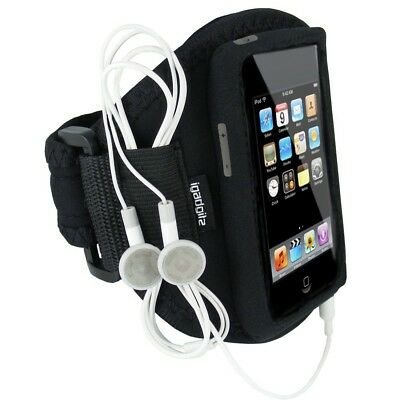iGadgitz Neoprene Sports Gym Jogging Armband for iPod Touch 1st, 2nd, 3rd New 4t