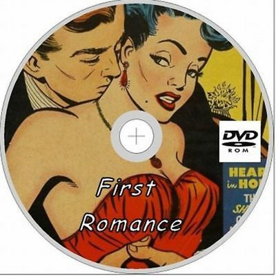 First Romance Magazine on dvd 52 Issues