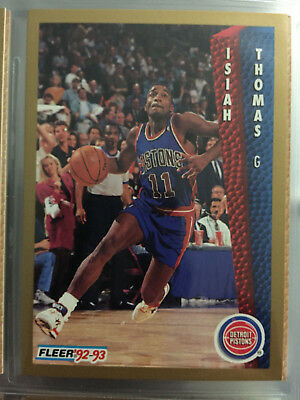 1992-93 Fleer Basketball #1-138 - Complete Your Set (Pick 1 or 5 For Free Ship!)