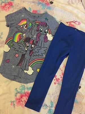 Girls Next Outfit My Little Pony 4-5 Years