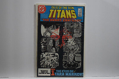 Tales of the Teen Titans  #42  (1984-1985)