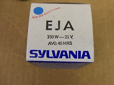 Sylvania  EJA Projector Projection Lamp Bulb 21V 150W New In Box