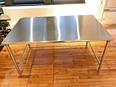 6'X3' Custom Made Metal Desks