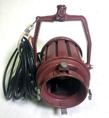 USED Mole Richardson Tweenie 650w Fresnel #1 Mole parts or Repair