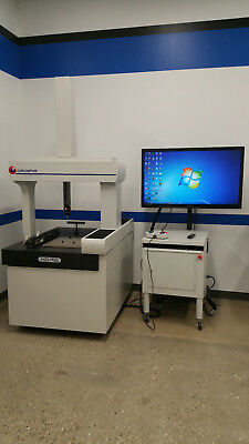 Helmel Microstar Dcc Coordinate Measuring Machine Cmm