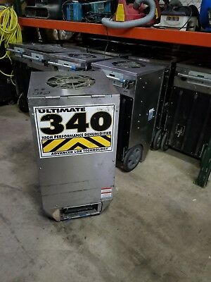 Ultimate 340 Commercial Dehumidifier