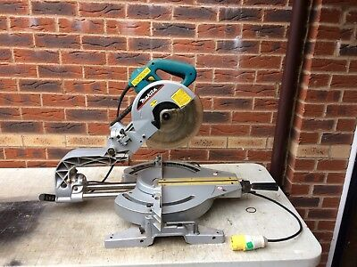 Makita 110v Compound Mitre Saw. Can Post.99p Auction