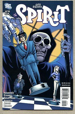 Spirit #19-2008 vf DC Comics Will Eisner The Spirit Paul Smith