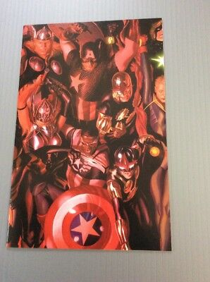 GENERATIONS THOR #1 ALEX ROSS VARIANT Free Shipping  COMICS ON SALE