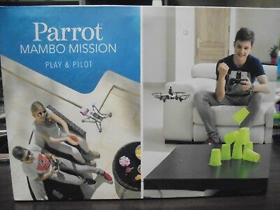Parrot Mambo Mission Play & Pilot Drone BRAND NEW SEALED