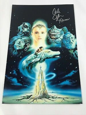 Alan Oppenheimer SIGNED 11x17 Photo AUTOGRAPH The NeverEnding Story COA