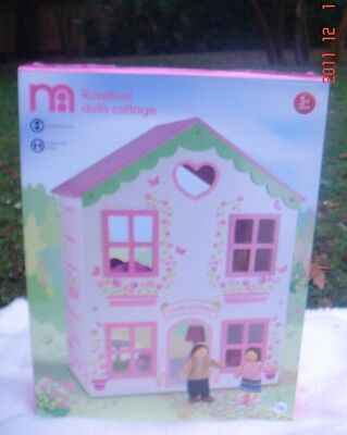 Brand New In Box Mothercare Rosebud Cottage £50.00