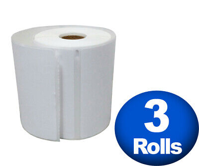 DYMO 4XL Direct Thermal Shipping Labels 4x6 ( 3 rolls )   1744907 compatible