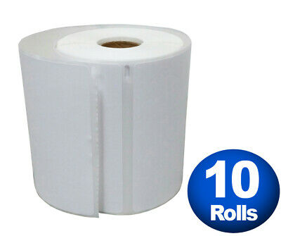DYMO *4XL ONLY* Direct Thermal Shipping Labels 4x6 (10 rolls) 1744907 compatible