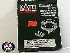 Kato N Unitrack Xing Gate Extension KA24-846 Brand New
