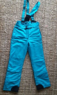 Ski Overalls Size 10 Adults