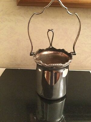 Vintage Silver Plated Pickle Holder By Gladwin Ltd