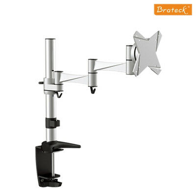 "Brateck Single Flexi Arm Monitor Mount Up to 27""(BT-LDT02-C012)"