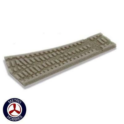 Peco HO/OO Setrack Right Hand Turnout Ballasted Underlay PEC-ST255 Brand New