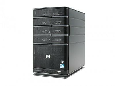 HP MediaSmart 4 Bay Server - With Hard Drive and Windows Home Server Installed