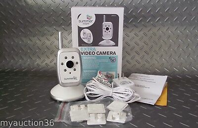 Summer Infant Extra Camera for Sure Sight Baby Monitor 28990A