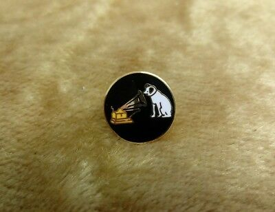 RCA Nipper His Master's Voice Small Hat, Tie, Shirt, Lapel Pin